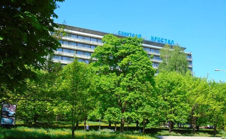 Санатории Трускавца - оздоровление и отдых для всей семьи