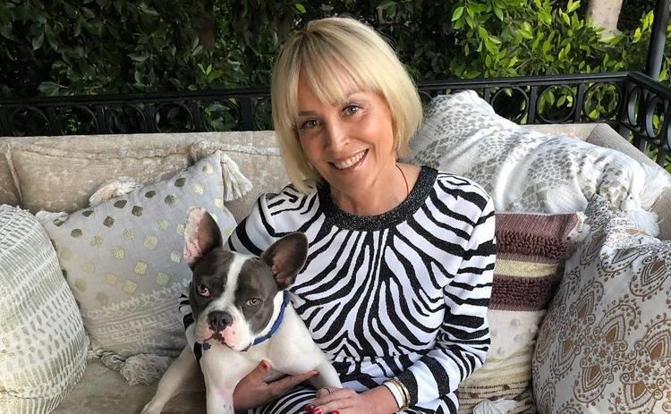 61-летняя Шэрон Стоун потрясла Сеть фотографией топлес