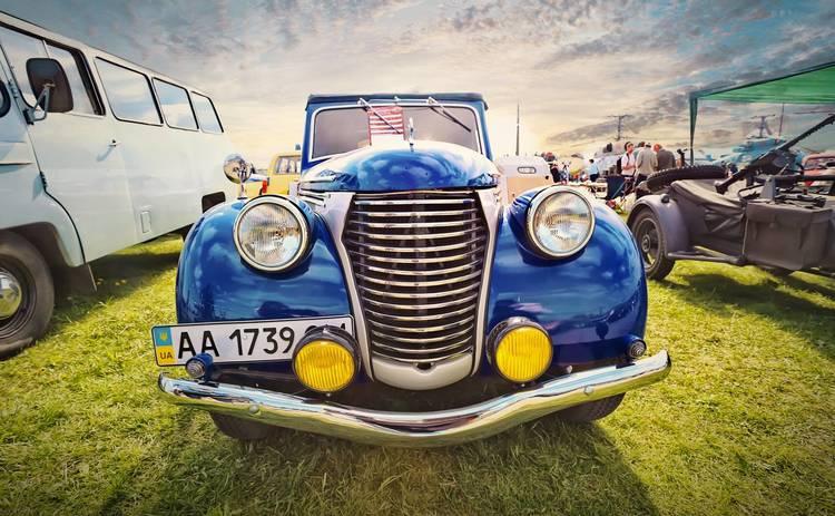 Гид по фестивалю: Old Car Land