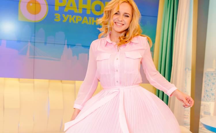 День рождения Лилии Ребрик: кем мечтала стать звезда ТВ и кино в детстве