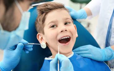 Зачем детям нужна профессиональная чистка зубов?