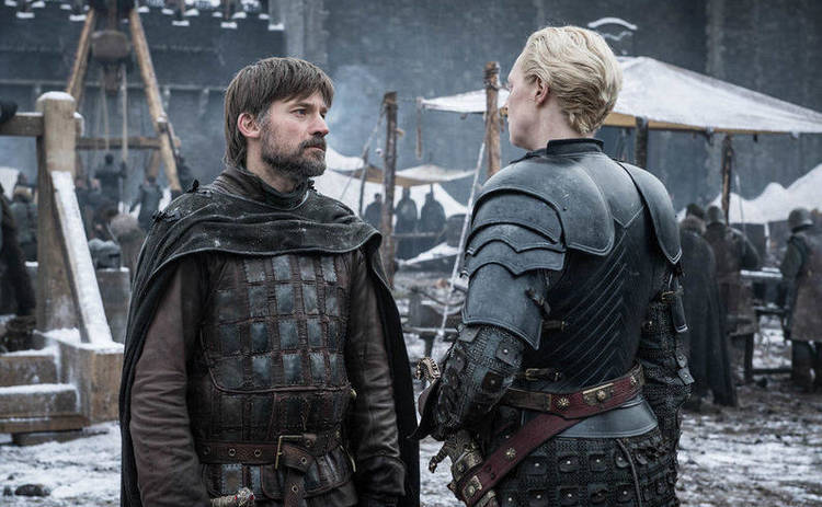«Он попросил не смеяться!» – Гвендолин Кристи рассказала о сексуальной сцене в «Игре престолов»