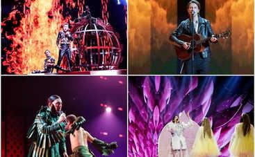 Евровидение-2019: итоги первого полуфинала от 14.05.2019