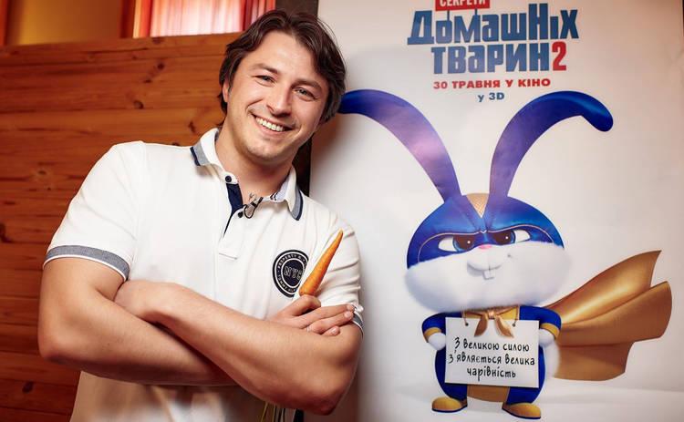 Сергей Притула примерил дерзкий образ MARUV: в латексе и на каблуках!