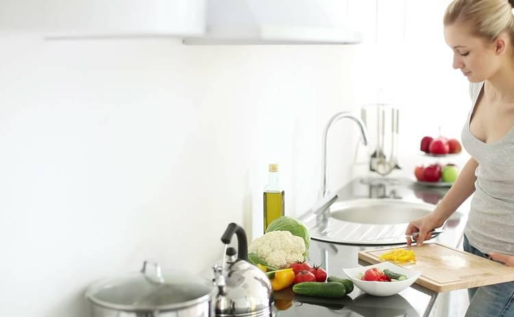 Элегантный вкус! Салат с курицей и огурцом «Корфу» (рецепт)