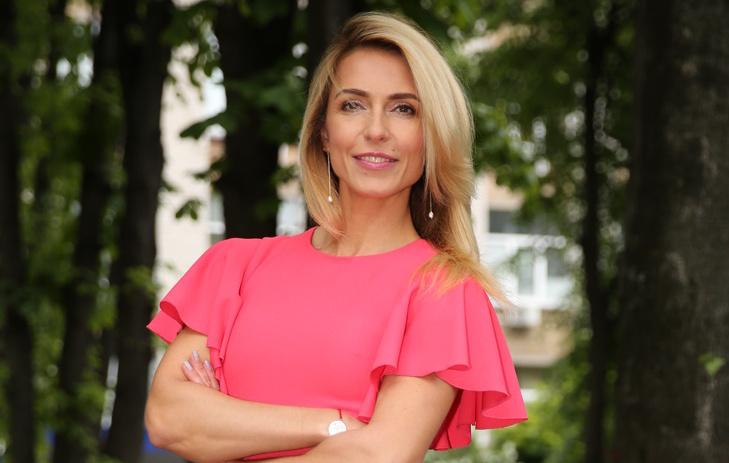Тренер шоу «Зважені та щасливі» Марина Узелкова
