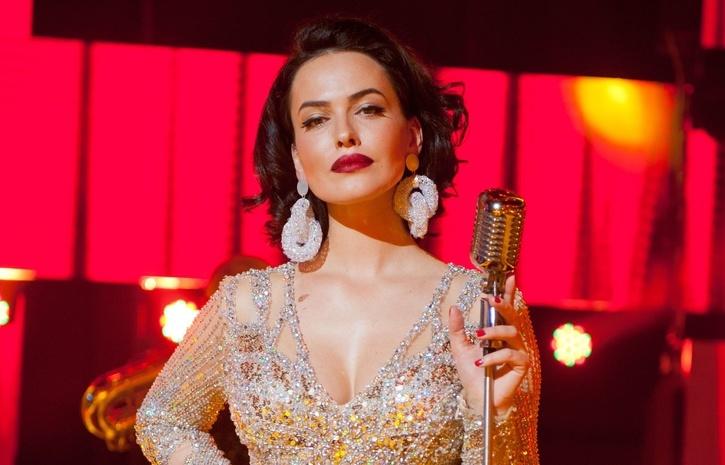 Певица Даша Астафьева
