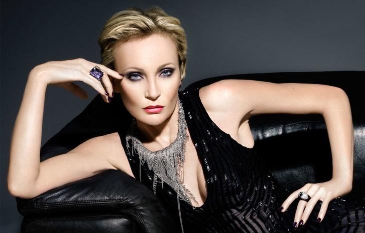 Певица Патрисия Каас