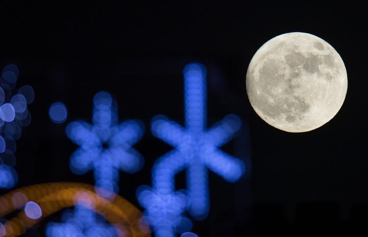 Лунное затмение-2018