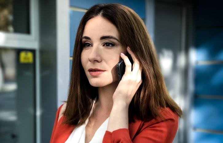 Актриса Яна Андреева