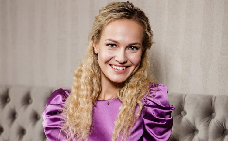 Актриса Дарья Егоркина