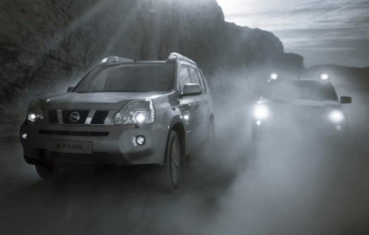 Как правильно ездить в тумане