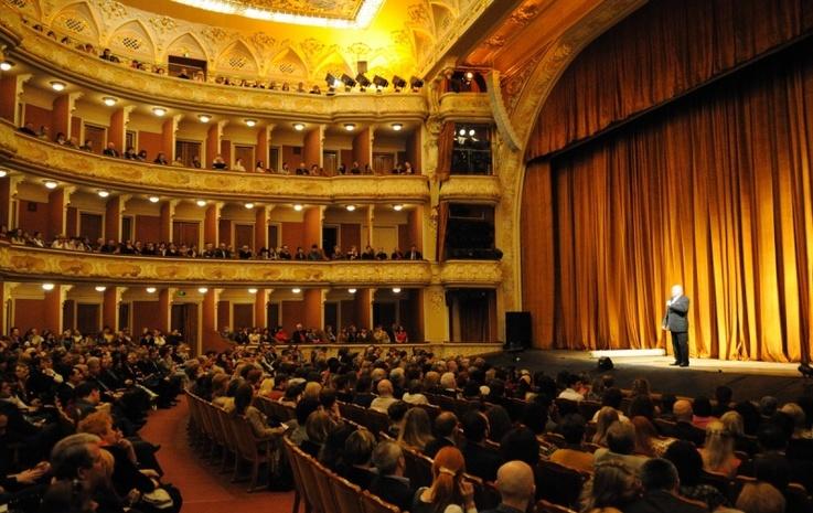 Секс в театре оперы и балета