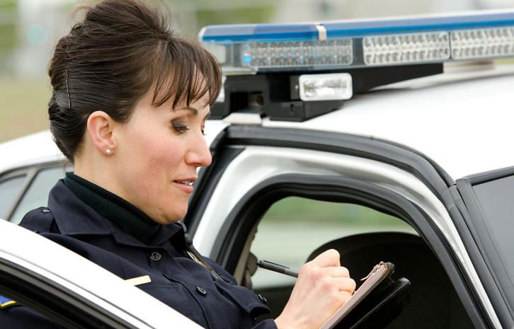 Инспектор парковки