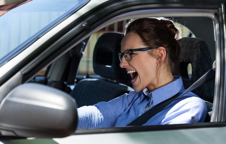 Как не нервничать за рулем
