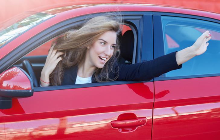 Как познакомиться во время пробки