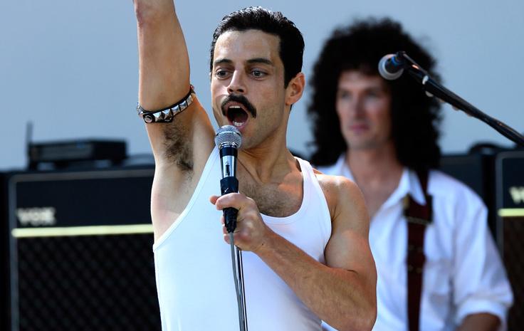 Первый трейлер фильма про группу «Queen»