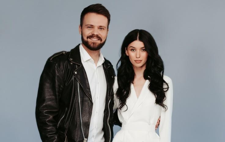 Сергей Зенин с супругой