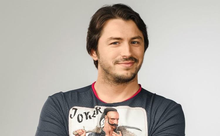 Телеведущий Сергей Притула
