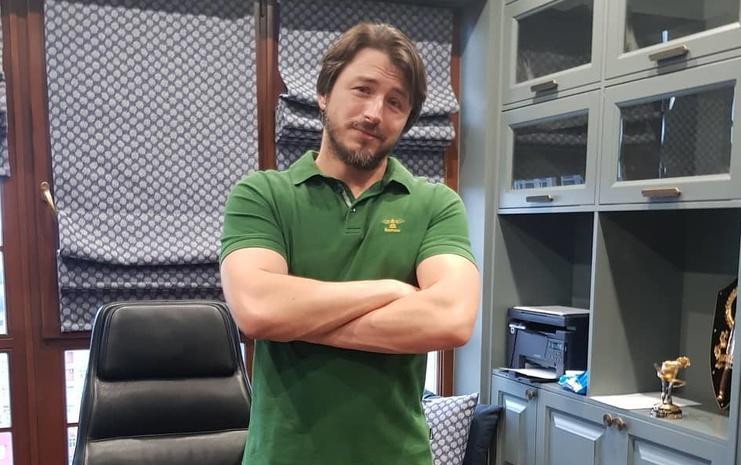 Шоумен Сергей Притула
