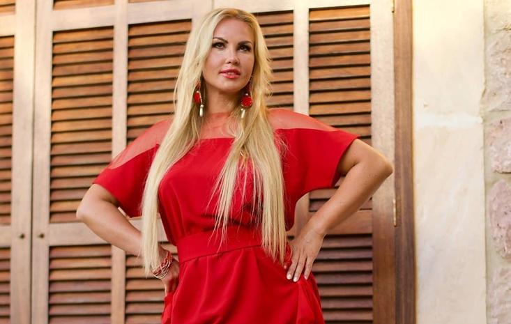 Певица Камалия