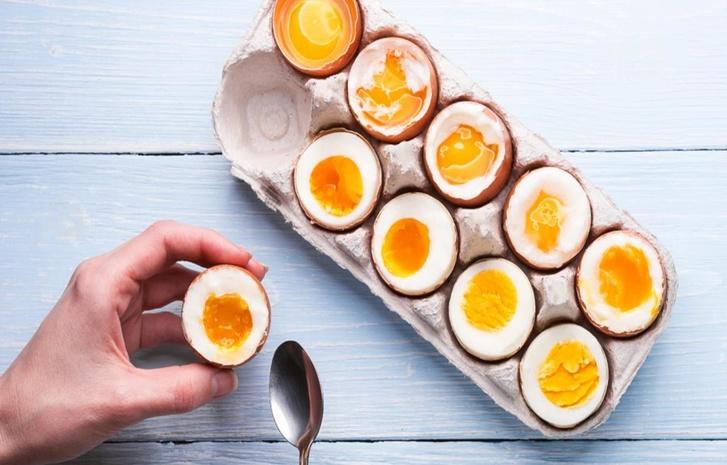 Что будет, если есть одно яйцо в день?