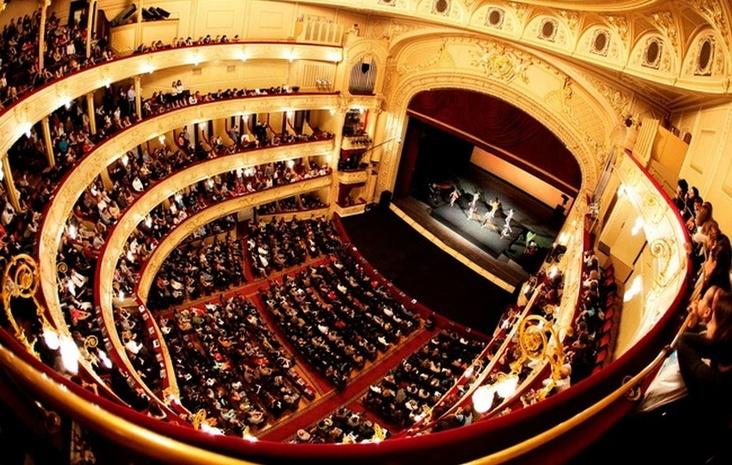 Расписание Театра оперы и балета на 21 — 24 июня