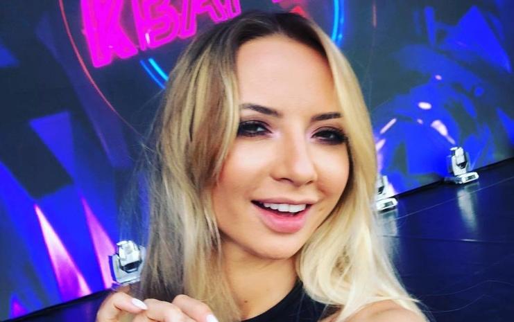 Актриса Ирина Сопонару