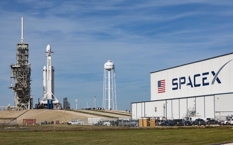 SpaceХ испытают новый космический корабль