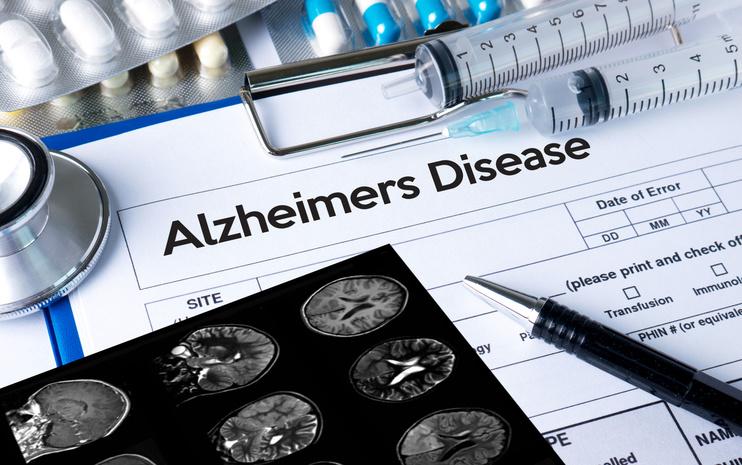 Герпес приводит к болезни Альцгемера