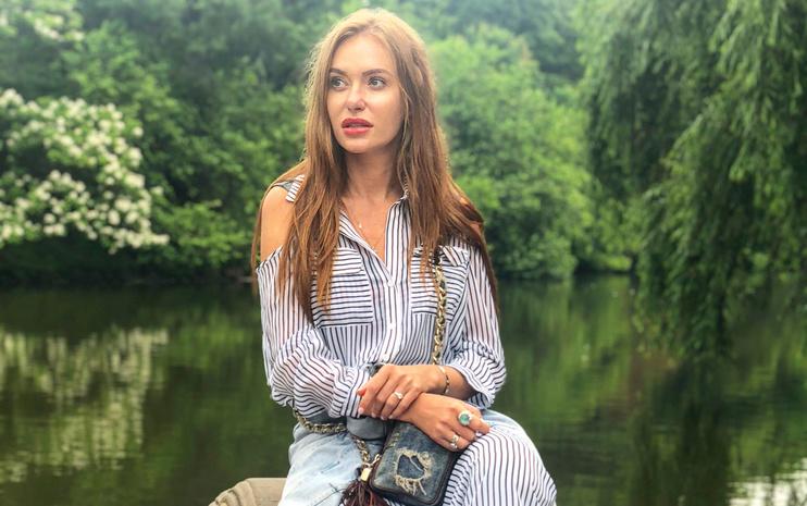 Певица Слава Каминская