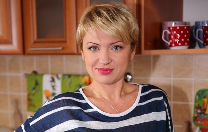 Украинская актриса Ирина Андреева