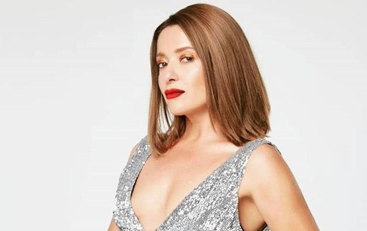 Певица Наталья Могилевская