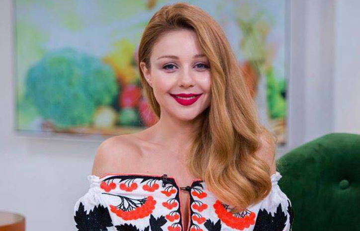 Певица Тина Кароль