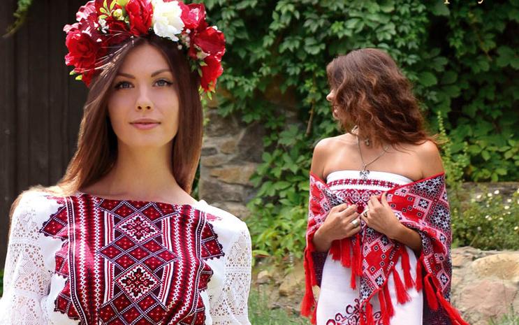 Этно-фэшн-шоу «Аристократическая Украина»
