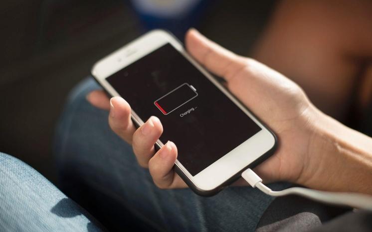 Одежда для зарядки смартфона