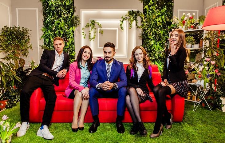 Актеры сериала «Школа»
