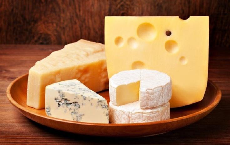 Сыр замедляет процесс старения