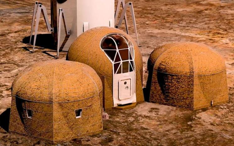Жилье на Марсе
