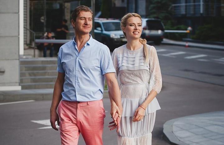 Ольга Гобачева и Юрий Никитин