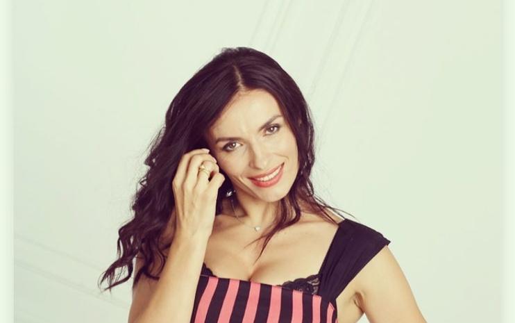 Певица Надежда Мейхер