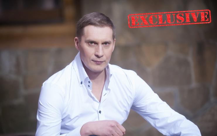 Актер Яков Кучеревский