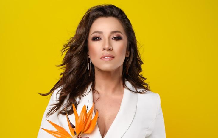 Певица Наталка Карпа
