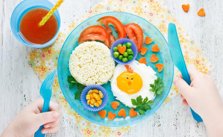 Запрещенные продукты для детского завтрака