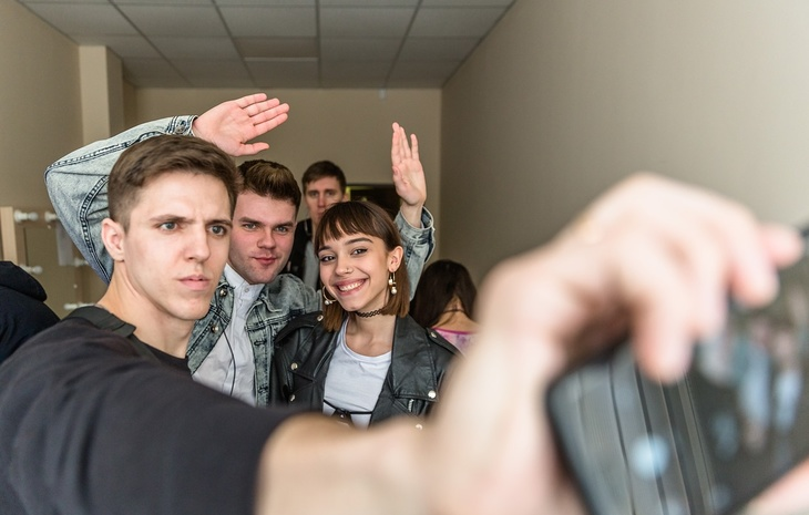 Герои «Топ-модели по-украински»