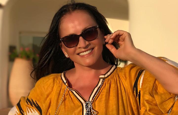 Певица София Ротару