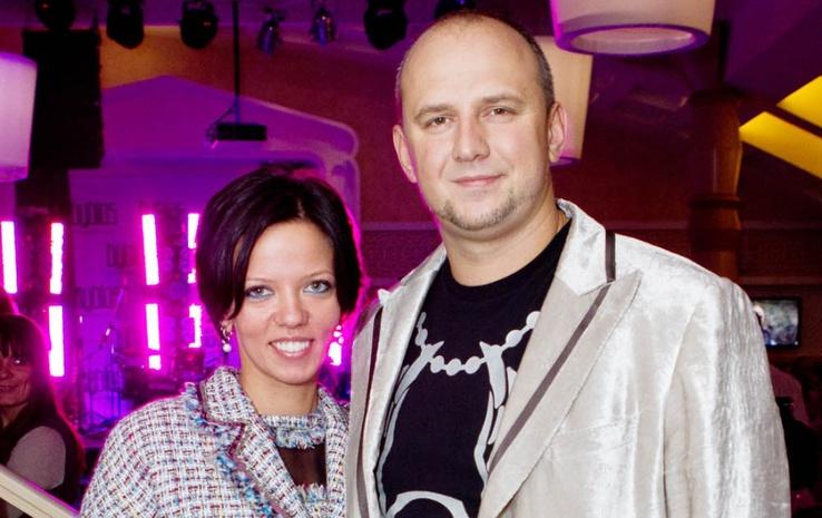 Рэпер Потап и его экс-супруга Ирина Горовая