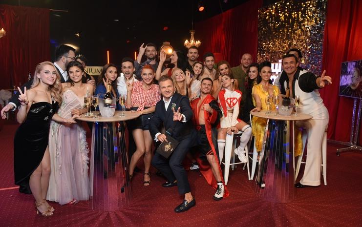 Участники шоу Танці з зірками-2018