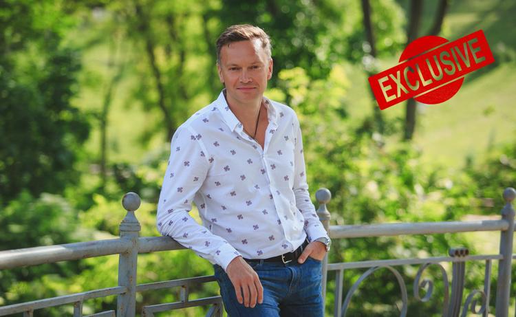 Ведущий Андрей Данилевич