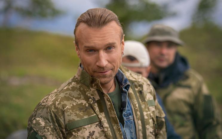Певец Олег Винник